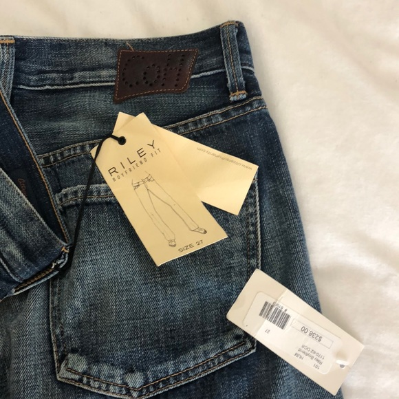 Citizens Of Humanity Denim - Citizens of Humanity Riley boyfriend fit jeans